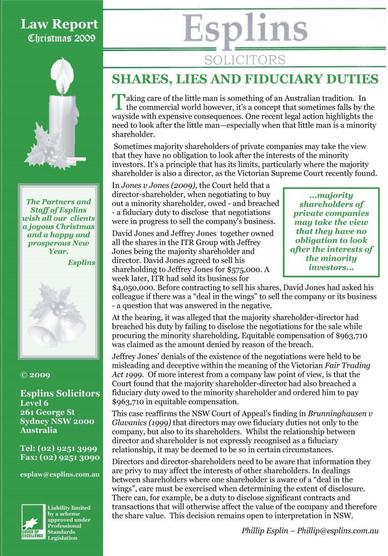 esplins-newsletter-christmas09-web