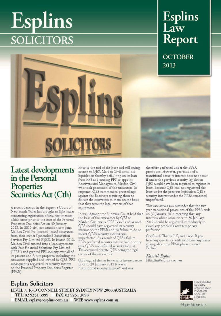 esplins_newsletter_october_2013