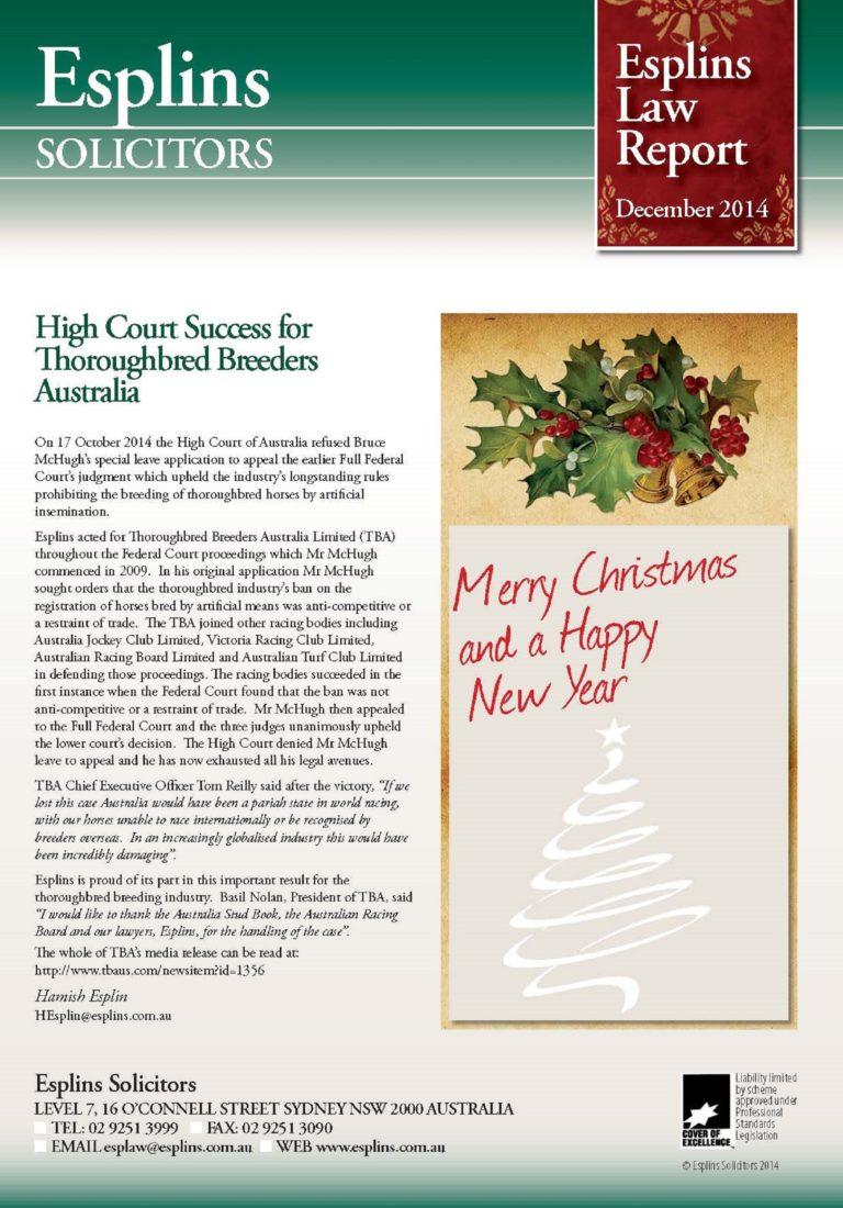 esplins-newsletter-christmas-2014